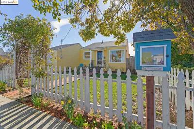 Berkeley Single Family Home New: 736 Channing Way