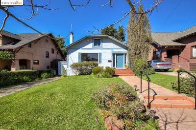Berkeley Single Family Home New: 1933 Eldorado Avenue