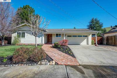 San Ramon Single Family Home New: 22 Carlisle Ct