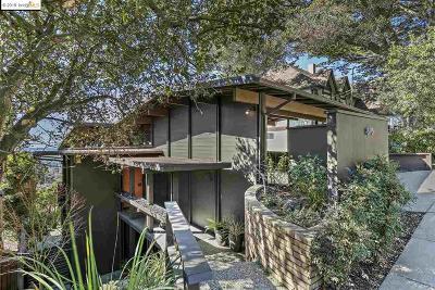 Berkeley Single Family Home New: 876 Spruce St