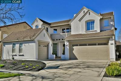 San Ramon Single Family Home New: 5936 Lantana Way