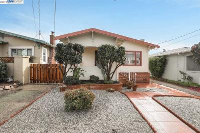Oakland CA Single Family Home New: $525,000