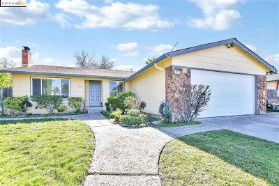 Antioch CA Single Family Home New: $465,000