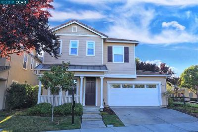 Danville CA Single Family Home New: $1,150,000