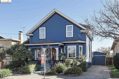 Berkeley Single Family Home New: 1118 Carleton St
