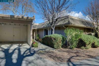 Walnut Creek CA Condo/Townhouse New: $629,000