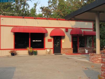 Contra Costa County Commercial For Sale: 3212 Danville Blvd