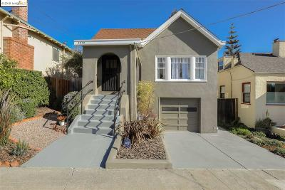 Oakland Single Family Home New: 4520 Pampas Ave