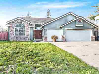 Antioch Single Family Home New: 3205 Vista Hills Ct