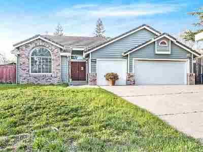 Antioch CA Single Family Home New: $480,000