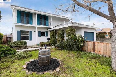 Hayward CA Single Family Home New: $715,000