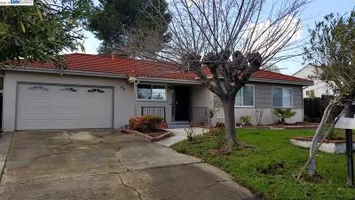 Martinez Single Family Home Pending Show For Backups: 64 Camino Del Sol
