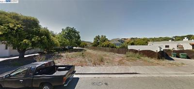 Pinole Residential Lots & Land For Sale