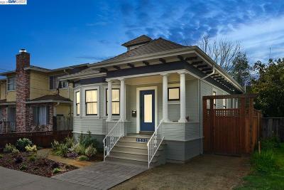 Alameda CA Single Family Home New: $829,000