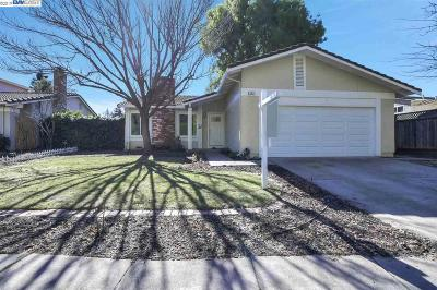 Fremont Single Family Home New: 147 Blaisdell Way