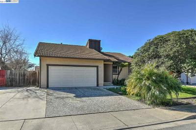 Antioch Single Family Home New: 2105 Arzate Ln