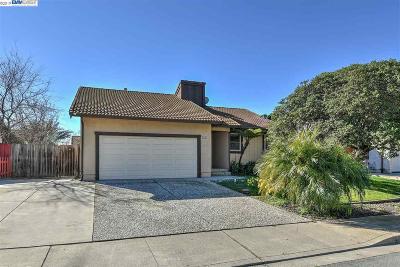 Antioch CA Single Family Home New: $399,000