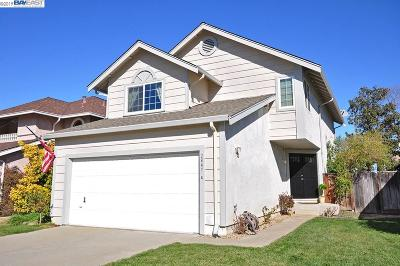 Pleasanton CA Single Family Home Pending Show For Backups: $888,000