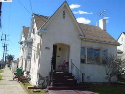 Oakland Single Family Home New: 7345 Holly St