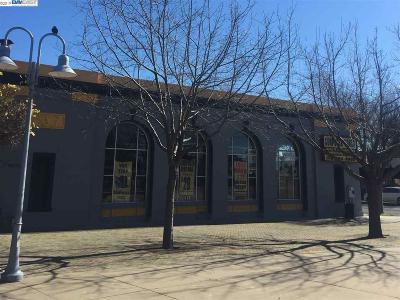 Fremont, Pleasanton, Concord, Walnut Creek Commercial For Sale: 37312 Fremont Blvd