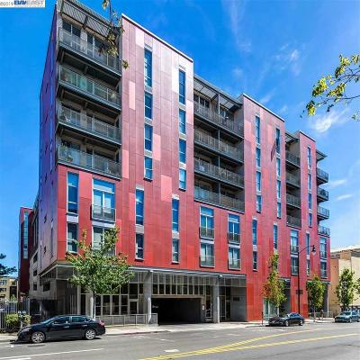 Oakland Condo/Townhouse New: 630 Thomas L Berkley Way #404