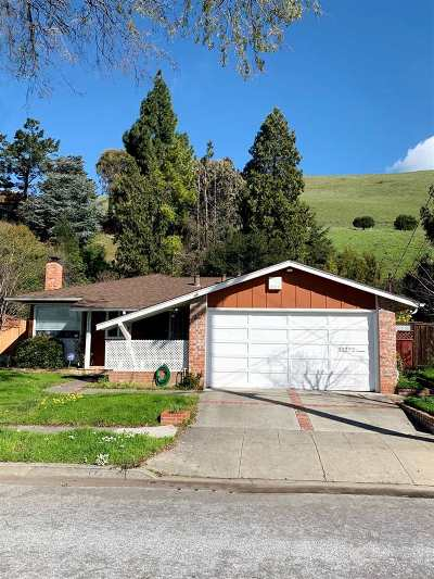 Hayward CA Single Family Home New: $730,000