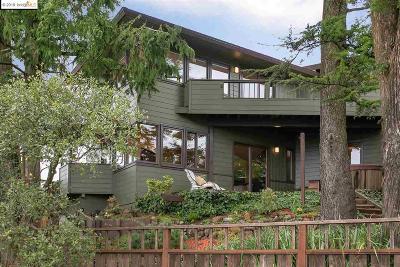 Berkeley Single Family Home New: 1085 Creston Rd