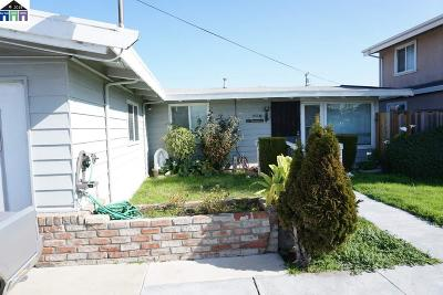 Hayward Single Family Home New: 27740 Calaroga Ave