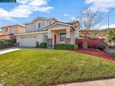 El Sobrante Single Family Home New: 6235 Baywood Dr