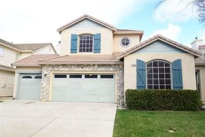 Tracy Single Family Home New: 2623 Kinsey Way