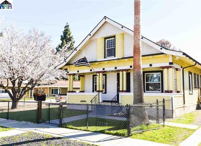 Tracy Single Family Home For Sale: 222 E 7th St