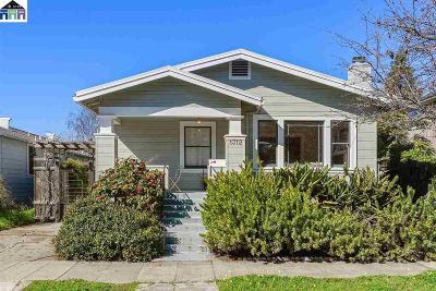Berkeley Single Family Home New: 1312 Acton St