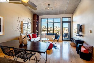 Oakland Condo/Townhouse New: 288 3rd St #611