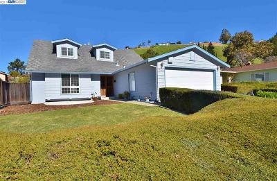 Pinole Single Family Home New: 620 Marlesta Rd