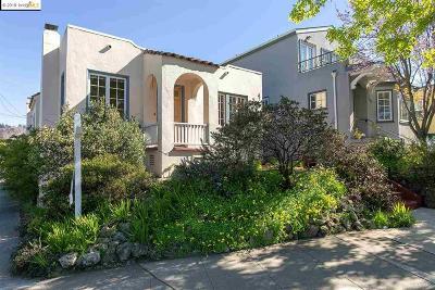 Berkeley Multi Family Home New: 1502 Ada Street