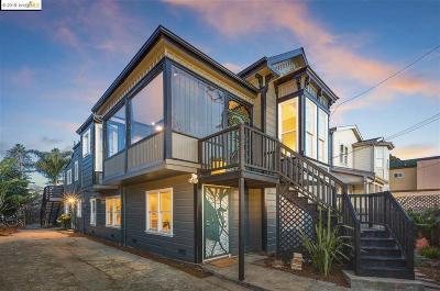 Oakland Single Family Home New: 921 Mandela Parkway