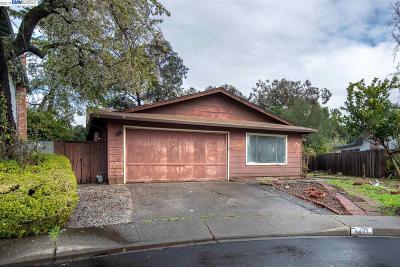 Pleasanton Single Family Home New: 4441 Clovewood Ln