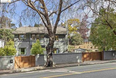 Berkeley Single Family Home New: 73 Tunnel Rd