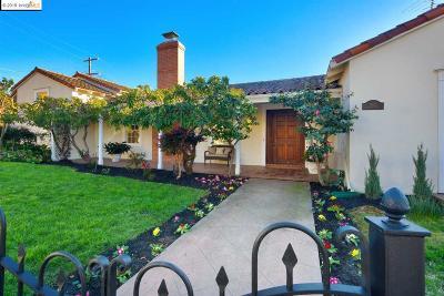 Oakland Single Family Home New: 1635 Leimert Blvd