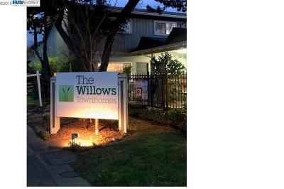 San Leandro Condo/Townhouse New: 740 Fargo Ave #2