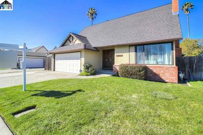 Contra Costa County Single Family Home New: 3439 Fleetwood Drive