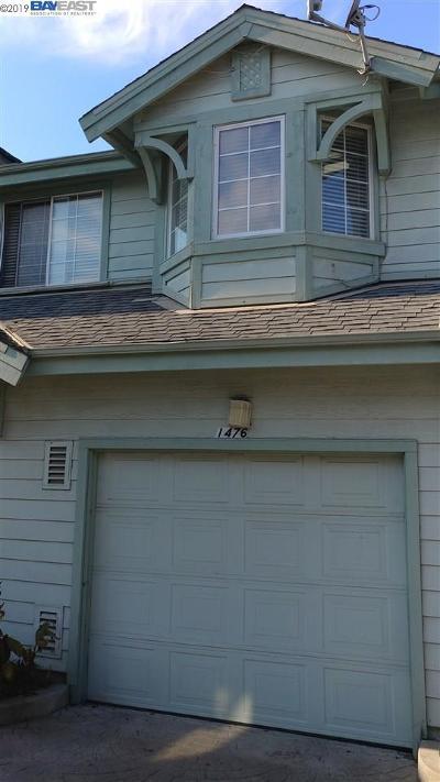 Oakland Condo/Townhouse New: 1476 Adeline St