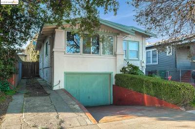 Oakland Single Family Home New: 2457 55th Avenue