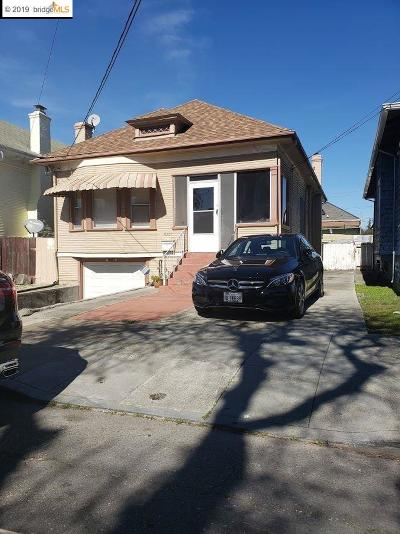 Oakland Single Family Home For Sale: 876 56th St