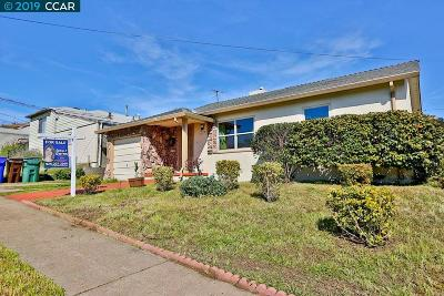 Contra Costa County Single Family Home New: 1318 Mariposa St