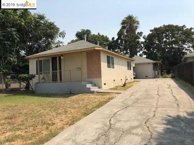 Contra Costa County Multi Family Home New: 168 E 15th St