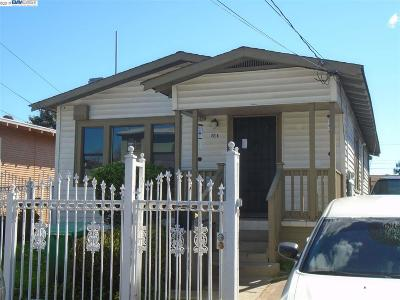 Oakland Single Family Home For Sale: 2216 87th Ave