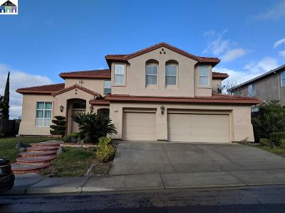 Antioch Single Family Home Active - Contingent: 5102 Watkings Way