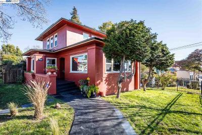 Oakland Single Family Home For Sale: 5300 Cole St.