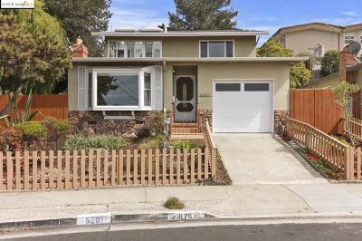 Richmond Single Family Home Sold: 6201 Ralston Ave